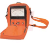 Multimeter, Analog, Safety VOM, Overload Protectin, with Case -- 70209588 - Image