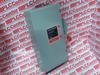 DISCONNECT SWITCH 100AMP 3POLE 600VAC NEMA1 -- 49K9985