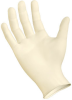 Sempermed Best Touch BTLA Yellow X-Small PVC Powder Free Disposable Gloves - Medical Grade - Smooth Finish - 019019-46101 -- 019019-46101