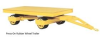 Heavy-Duty 5th Wheel Steer Trailer -- H380RO48120 -- View Larger Image