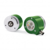 Lika ROTACOD Absolute Multi Turn Encoder -- EM58 TA