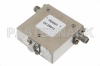 Isolator With 18 dB Isolation From 2 GHz to 4 GHz, 1 Watt And SMA Female -- PE8301 -Image