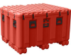 Pelican IS4537-2303 Inter-Stacking Pattern Case with Foam - Red -- PEL-IS453723036000110 -Image