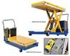 Scissor Carts -- HCART-23-15-DC -Image