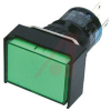 Switch,Pushbutton,Miniature,DPDT,LED Illuminated,Momentary,Dustproof,Green -- 70172956