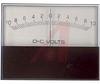 DC VOLTMETERS, 10-0-10 VDC -- 70009765