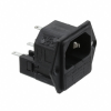 Power Entry Connectors - Inlets, Outlets, Modules -- 708-1913-ND -Image