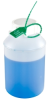 HDPE Lab Bottle with Secure Seal -- 66838