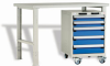 Workbench With Heavy-duty Cabinet -- R5WH5-1101