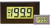 VOLTMETER, SIGNAL POWERED, 3.5 DIGIT, LED BACKLIGHTING -- 70101412