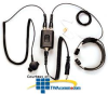 Pryme Radio Products Heavy Duty Throat Mic for Ef Johnson.. -- SPM-1513