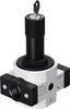 LRS-1/4-D-O-MINI Pressure regulator -- 194612