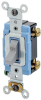 Locking Toggle Switch -- 1101-2L - Image