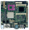 LV-679-G Mini-ITX Motherboard with Socket P for Intel Core 2 Duo series mobile processors -- 2807750