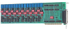 16-Channel, 12-Bit Analog Voltage Output Board for ISA Bus -- CIO-DAC16 - Image