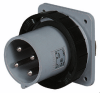 EPIC® High-Performance Watertight Straight Flush Mounting Appliance Inlets (IP67) -- CEE Series - Image