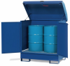 Drum HazMat Containment Station -- PAK198 -Image