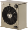 Air-Oil Heat Exchangers with Alternating Current Electric Fans - Series AP -- AP 300 E