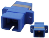 Fiber Optic Adapter, Simplex SC-SC -- 43-185
