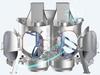KoneSlid® Industrial Mixer -- KS II 3000