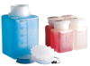 Graduated Rectangular HDPE Bottles -- 77192