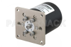 SP4T Electromechanical Relay Latching Switch, Terminated, DC to 18 GHz, up to 90W, 28V, SMA -- PE71S6365 - Image