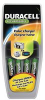 VALUE CHARGER WITH 4 X AA BATTERIES -- 61M2682