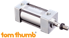 NFPA Series A, AV, HV Tierod Hydraulic or Air Cylinder
