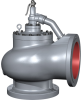 Consolidated* 13900 Pilot-Operated Safety Relief Valve