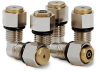 Auto Pneumatic Couplings -- Series 961 - Image