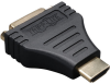 DVI to HDMI Cable Adapter (DVI-D to HDMI F/M) -- P132-000
