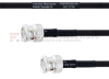 BNC Male to BNC Male MIL-DTL-17 Cable M17/84-RG223 Coax in 72 Inch -- FMHR0029-72 -Image