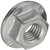 Hex Flange Nuts - Serrated - Metric - DIN 6923