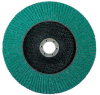 Standard Abrasives 645959 HP Type 27 A/Z Alumina Zirconia AZ High Density Flap Disc - 4 1/2 in Diameter - 53305 -- 051141-53305