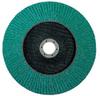 Standard Abrasives 645888 HP Type 29 A/Z Alumina Zirconia AZ High Density Flap Disc - 4 1/2 in Diameter - 7/8 in Center Hole - 53316 -- 051141-53316