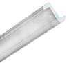 Clear Acrylic Extruded Z Bar -- 44238 - Image