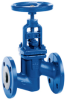 Flanged or Weld End Bellows-type Globe Valve -- NORI 40 ZXLB/ZXSB - Image