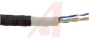 INDUSTRIAL ETHERNET, COPPER, BONDED PAIRS, UNSHIELDED, UPJACKETED BLK -- 70004302