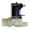 Direct Acting Solenoid Valve, DN 10 Media Separated -- 01.010.124