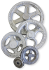 Idler Wheel Sheaves -- 1/4-SS - Image