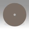 3M 6002J Coated Diamond Hook & Loop Disc - 10 Grit - 5 in Diameter - 1 in Center Hole - 85912 -- 051144-85912 - Image