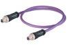 microFX Cable -- EM12FX2M PUR2x62,5L0200 EM12FX2M - Image