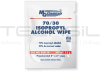 MG Chemicals 70/30 Isopropyl Alcohol Wipe 25 Pack -- MGCL10006 -Image