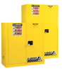 Justrite Sure-Grip EX All Purpose Safety Cabinets -- 4685 -- View Larger Image