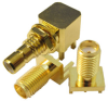 Interconnect Input/Output Connectors -- RF SMA, SMB, SMC, MCX, MMCX Connector Series - Image