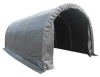 Garage Dome,Round Top,20 Ft L x 10 Ft W -- 11C546