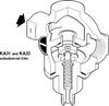 Cast Iron Self-acting Control Valve -- KA33 -- View Larger Image