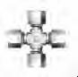 DIN Bite Type Tube Fitting - DUC Union Cross - Image