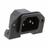 Power Entry Connectors - Inlets, Outlets, Modules -- 2057-IEC-EW-4-ND