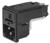 Power Entry Connectors - Inlets, Outlets, Modules -- 486-6765-ND -Image